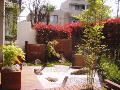 The Photos And Plans Are For A GardenI Made Seven Years Ago (it Is Not A  Pure Japanese Garden But A Mixture Of Japanese And Modern Garden).